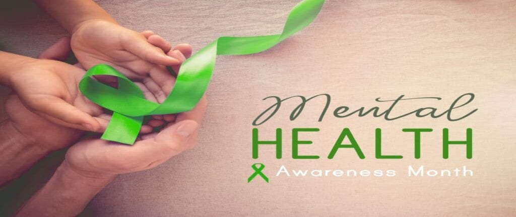 May is Mental Health Awareness Month: Take the pledge to be, a stigma free company!